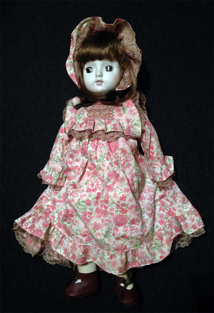 Monsieur Giraud Porcelain Doll 1986 Price Good Shape Very ...